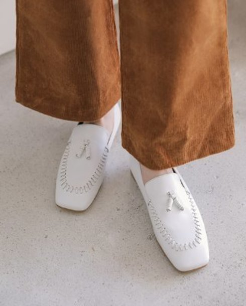 main tassel loafer